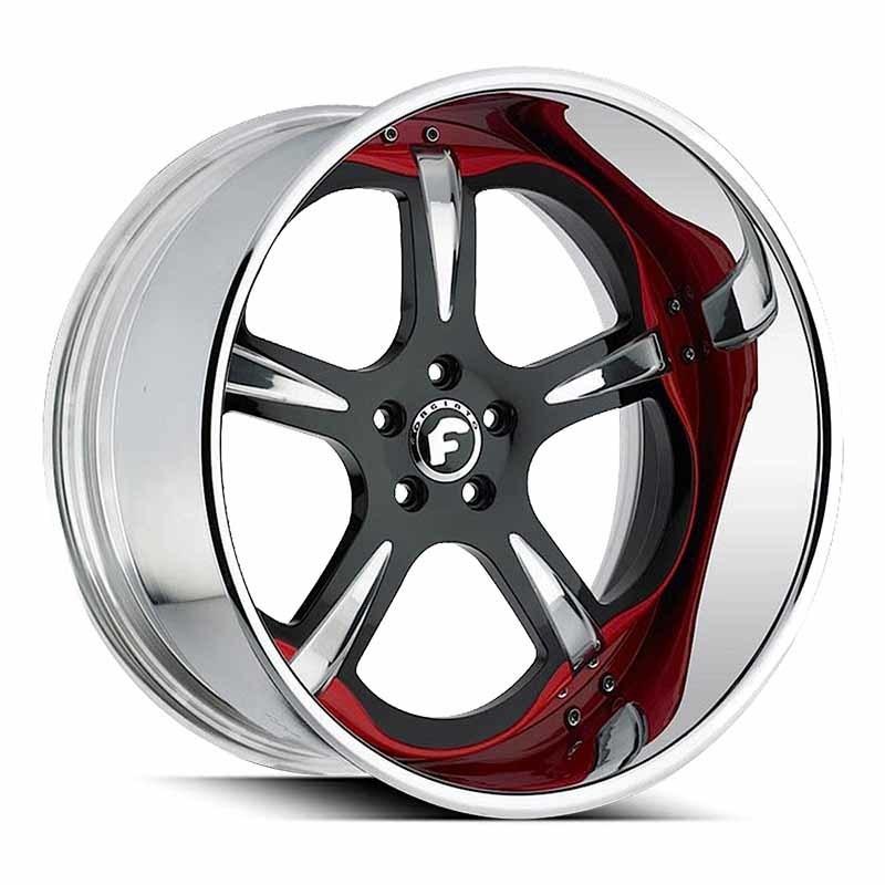 Forgiato Trifolio (Original Series) forged wheels