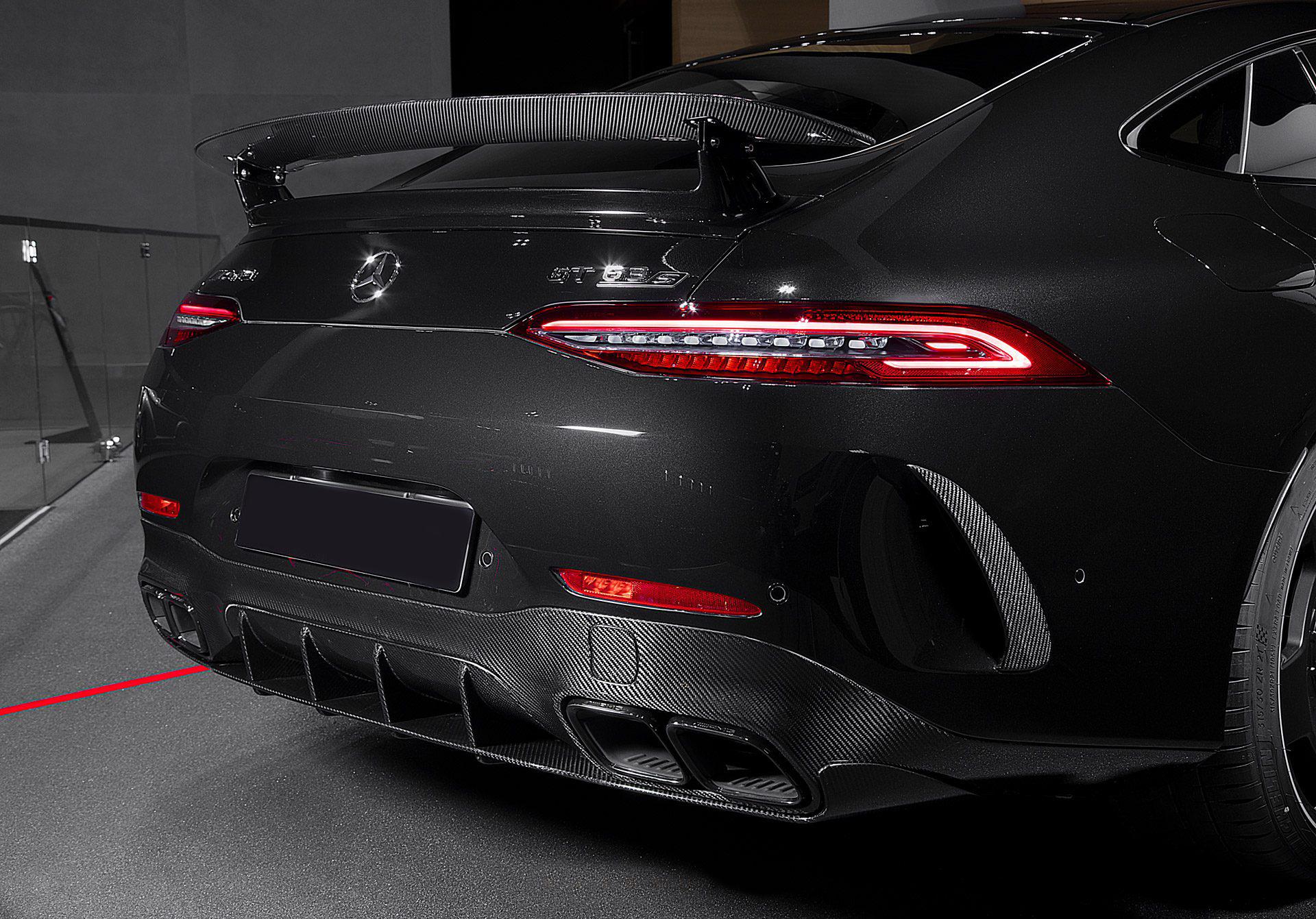 Hodoor Performance Carbon fiber Set for Mercedes AMG GT