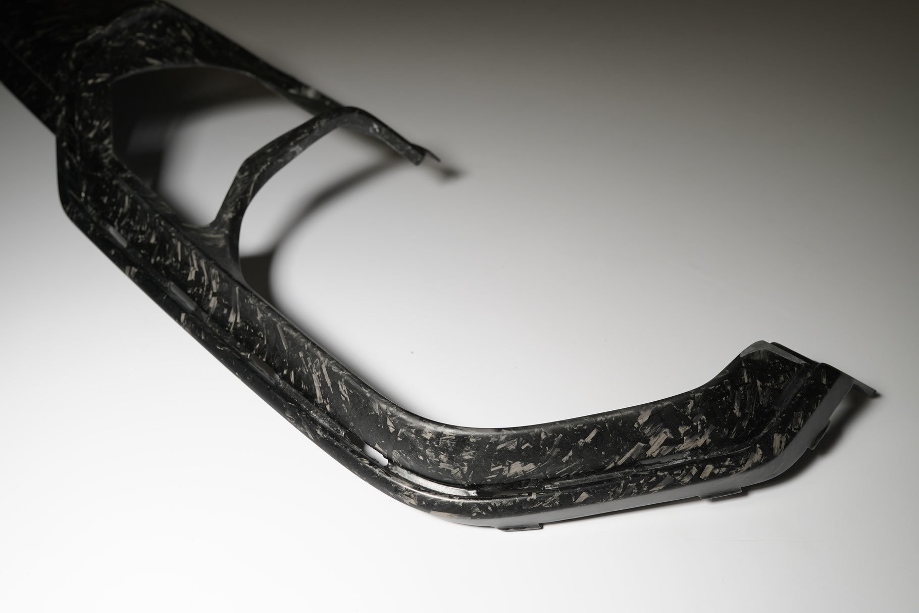 Hodoor Performance Carbon fiber rear diffuser base part BMW M8