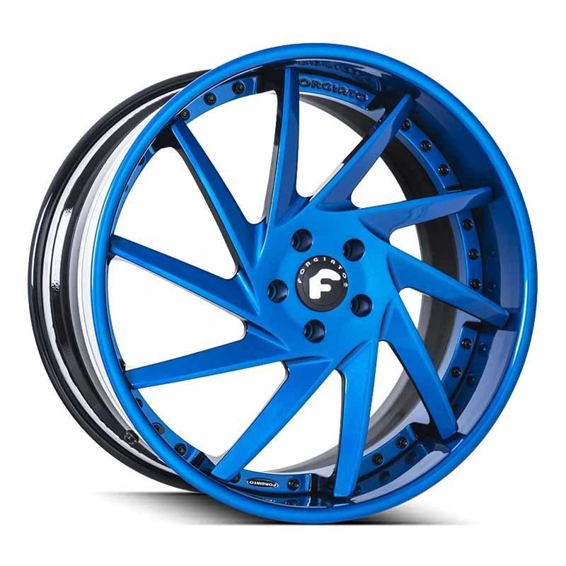 Forgiato Troppo-B (Original Series) forged wheels