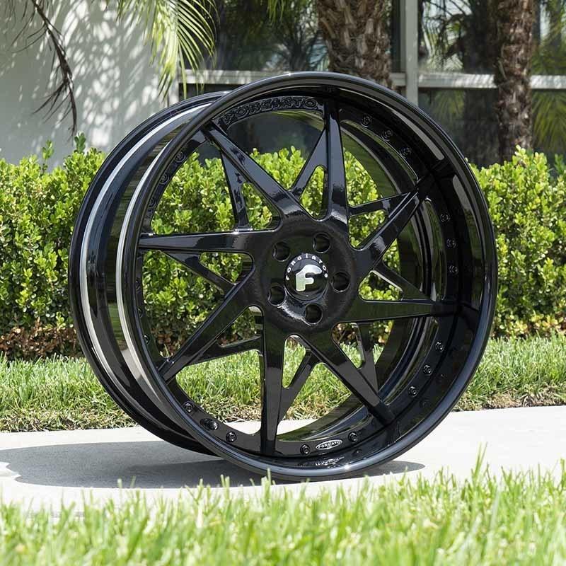 Forgiato Turni (Original Series) forged wheels