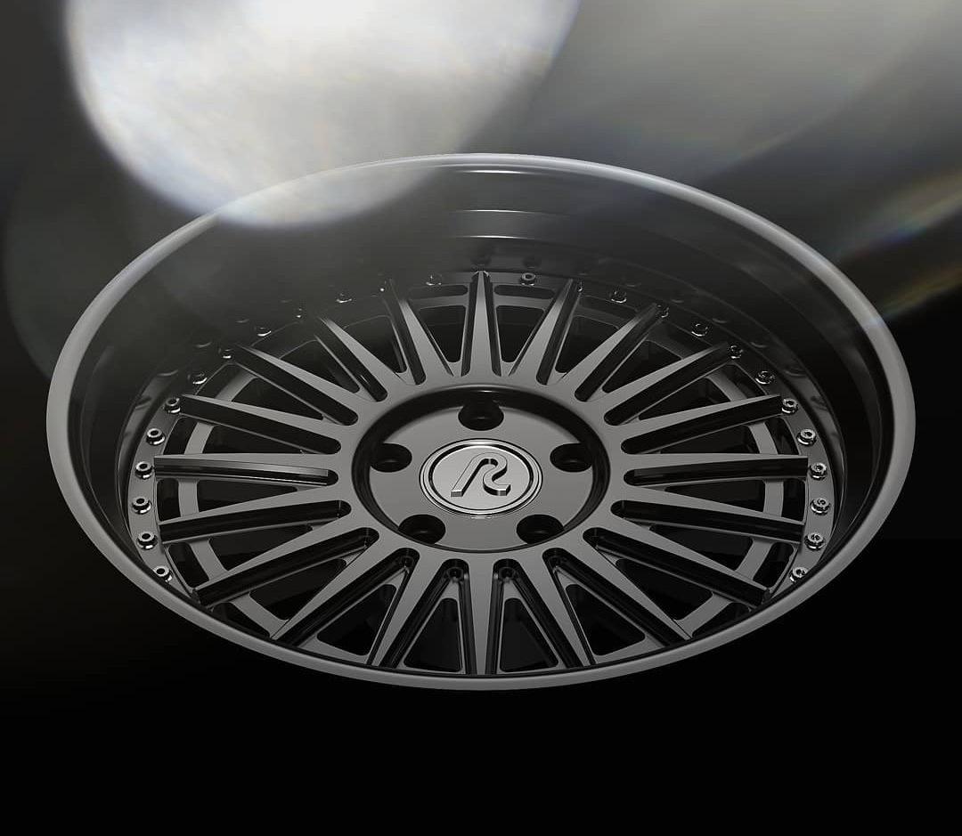 Revolve forged wheels SUBJECT No. 91