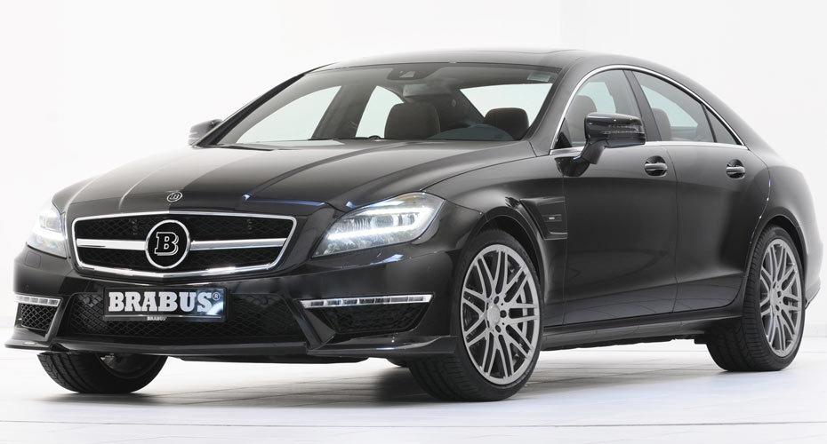 Brabus body kit for Mercedes CLS63 AMG C218 new model