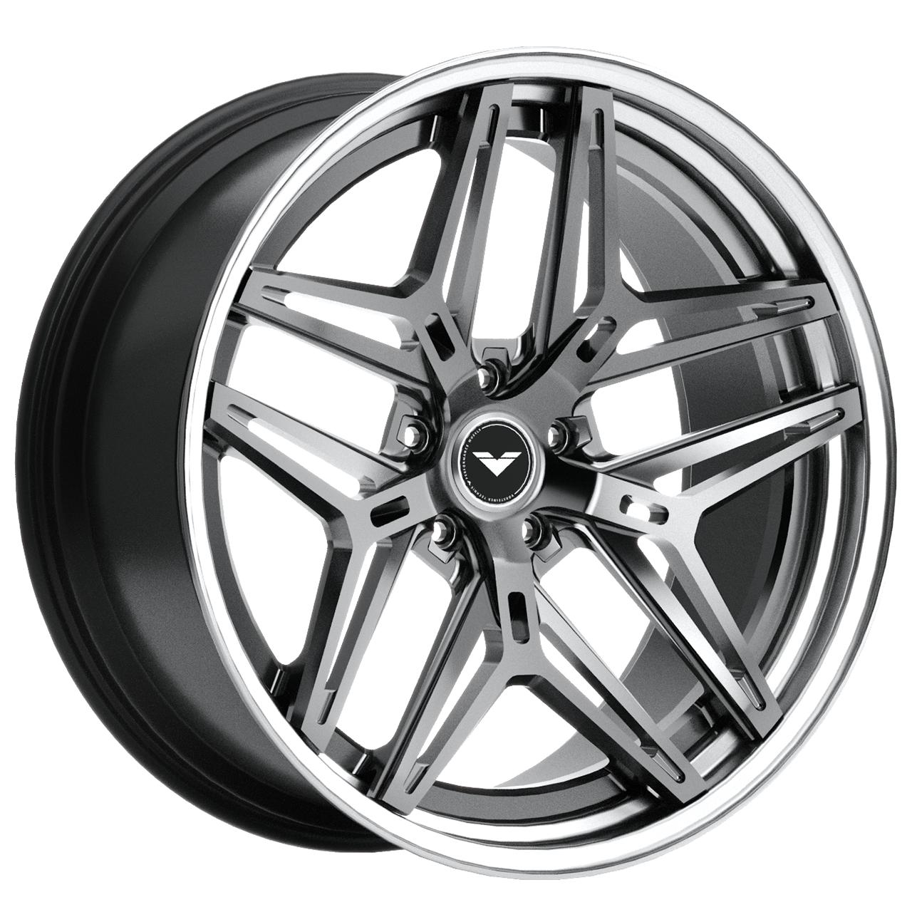 Vorsteiner Nero Forged wheels VFN 518 Monoblok