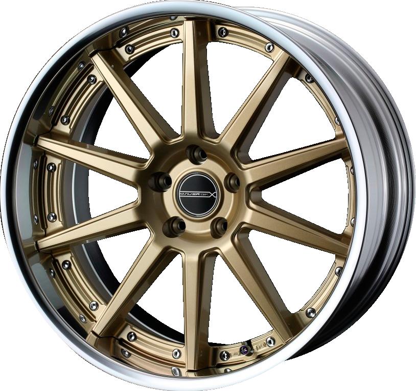WEDS MAVERICK 1010S light alloy wheels