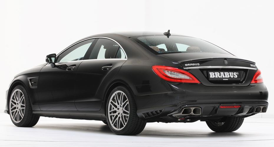 Brabus body kit for Mercedes CLS63 AMG C218 new style