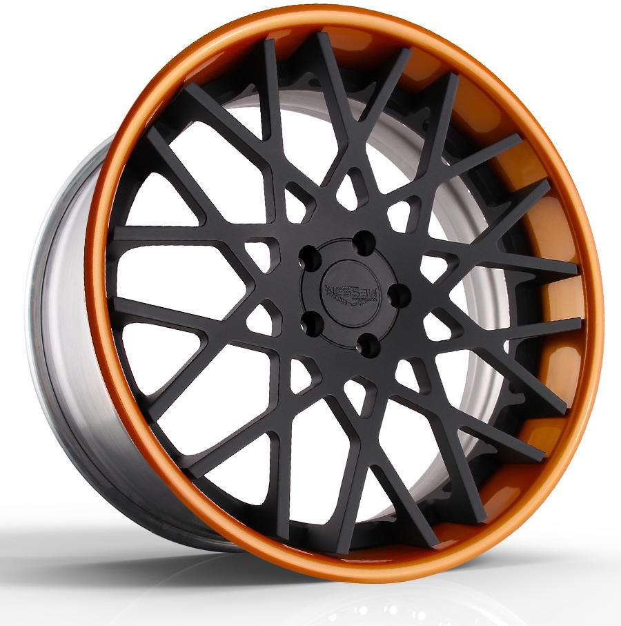 Nessen V 10.0 forged wheels
