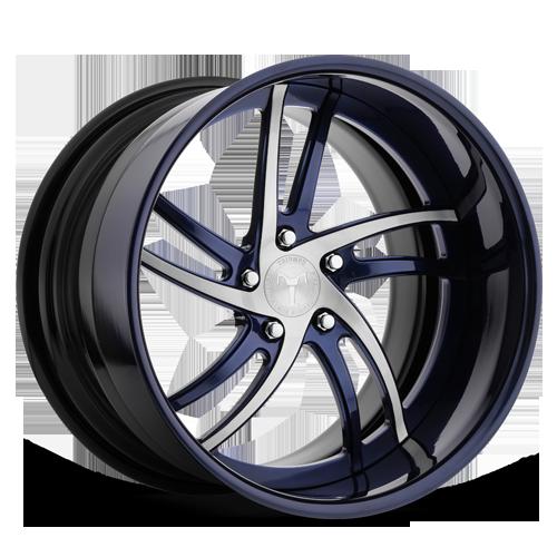 Triumph DVS Forged wheels