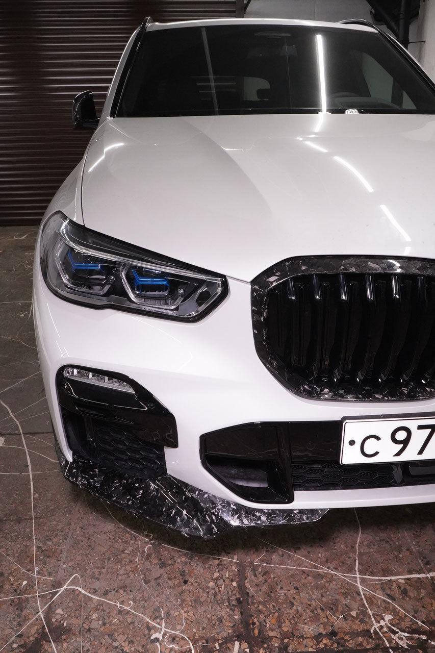 Hodoor Performance Carbon fiber fangs BMW X5 G05