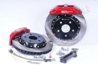 Brake system HP Brakes (Rear axle, D19, 4 pistons, disc 380x32mm)
