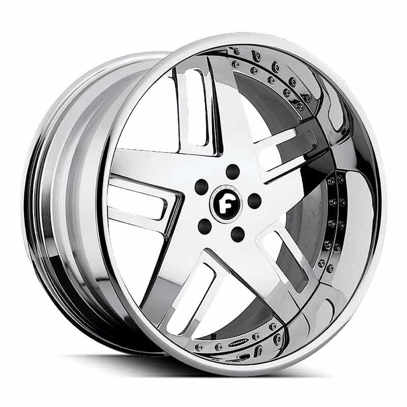 Forgiato Veccio (Original Series) forged wheels
