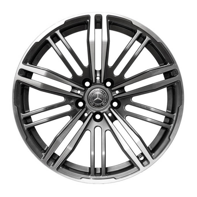 Solomon Alsberg P4 Brilliance forged wheels