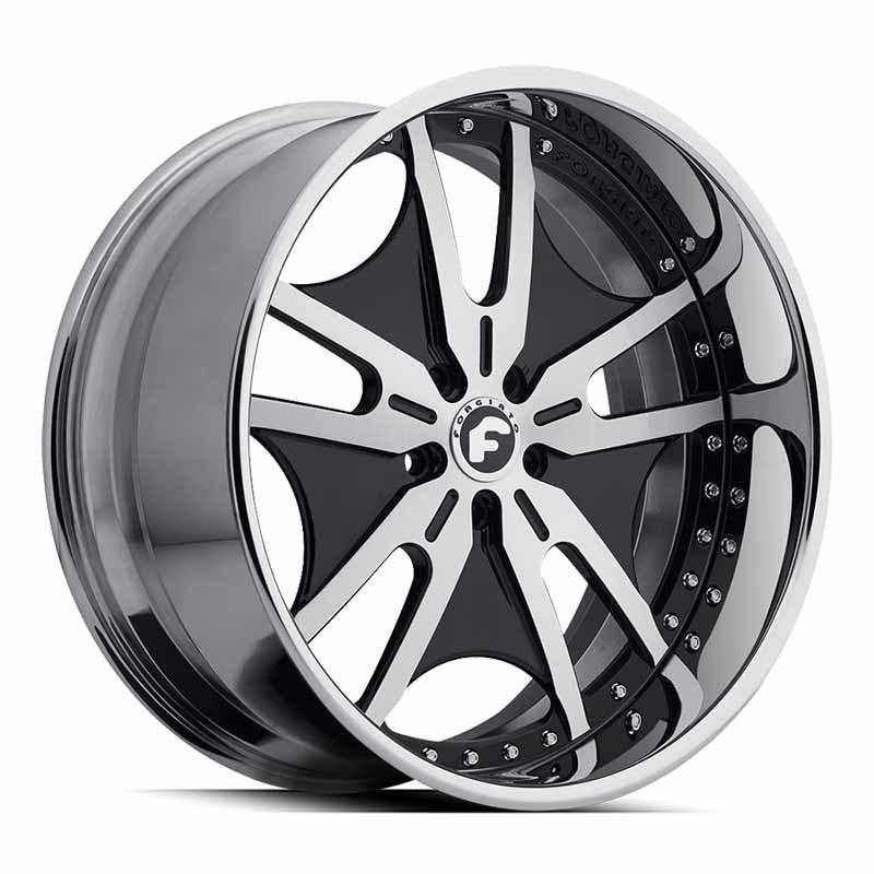 Forgiato Vela (Original Series) forged wheels