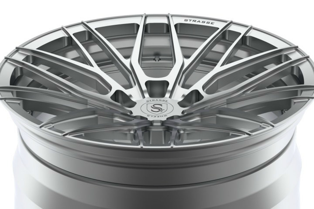 Strasse SV10M DEEP CONCAVE DUOBLOCK  forged  wheels