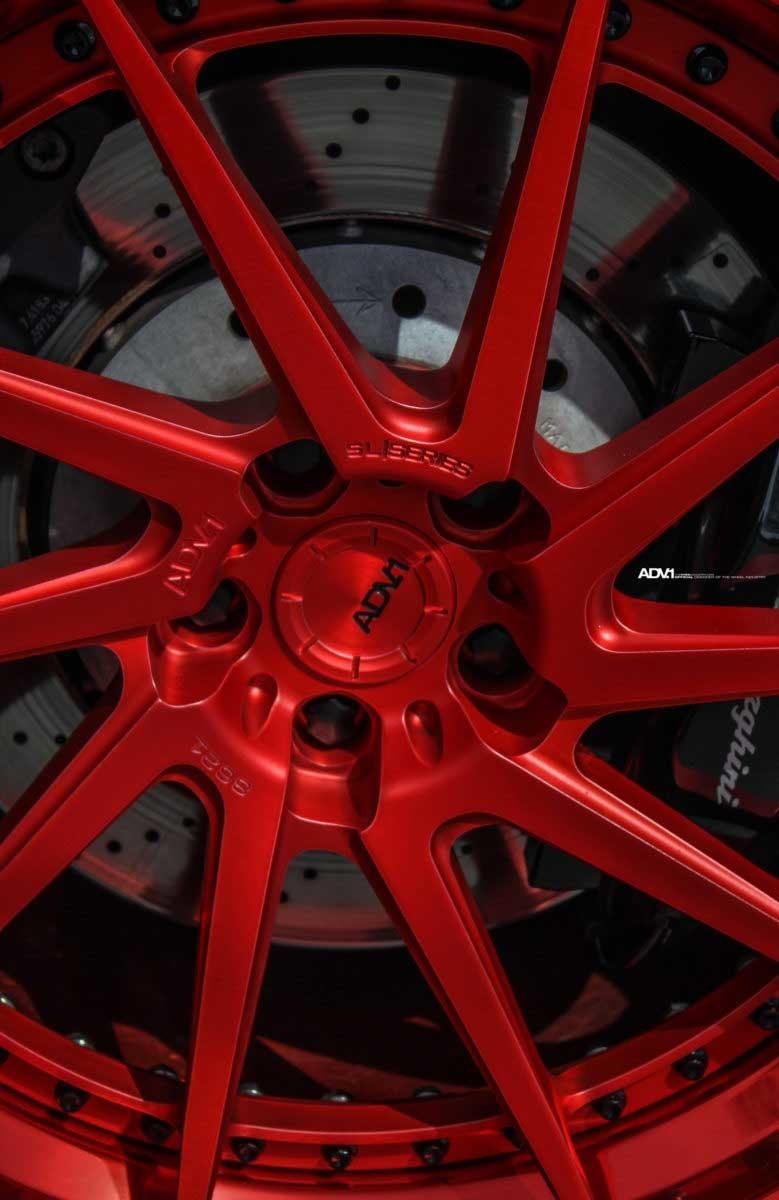 ADV.1 ADV10R Track Spec (SL Series) forged wheels