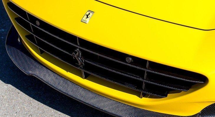 Novitec body kit for Ferrari California T new model 2019