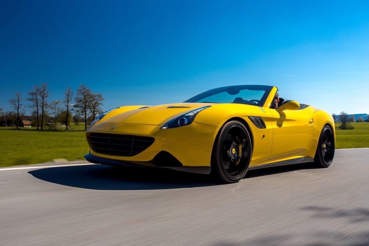 Novitec body kit for Ferrari California T 2020