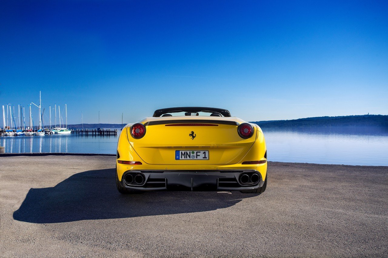 Novitec body kit for Ferrari California T 2019-2020