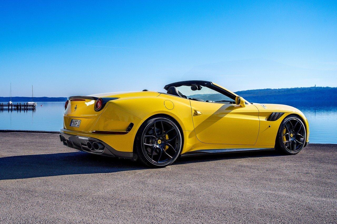 Novitec body kit for Ferrari California T 2020-2021