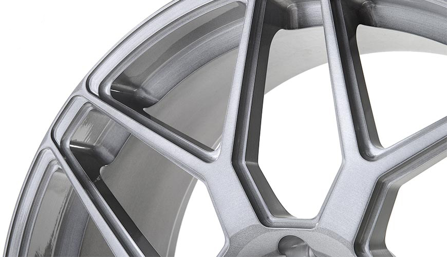 Modulare B37 forged wheels