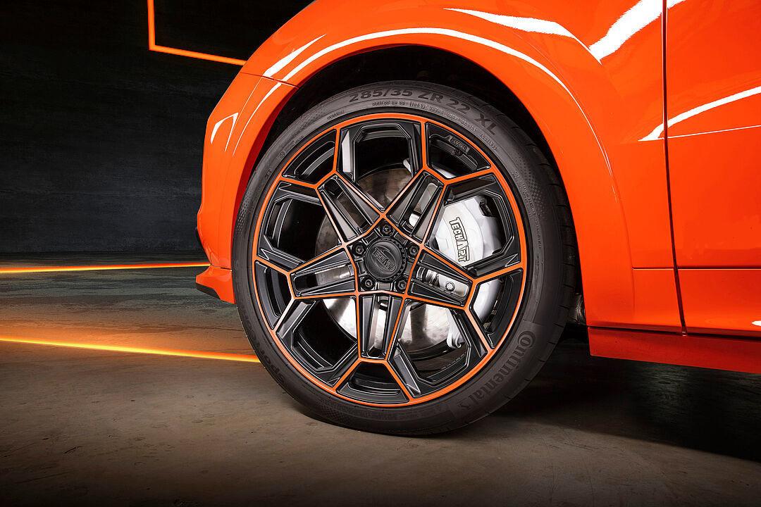 Techart body kit for Porsche Cayenne Coupe