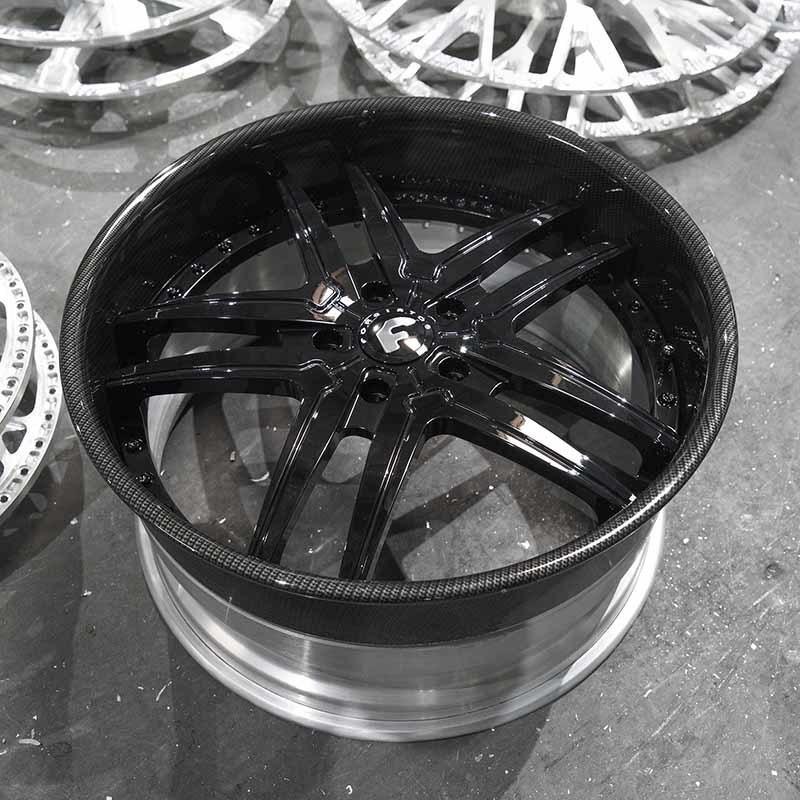 Forgiato Vizzo (Original Series) forged wheels