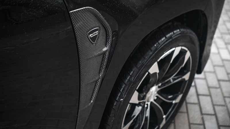 MTR Design carbon parts for Lexus LX suv