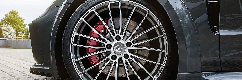 TECHART Formula V forged wheels