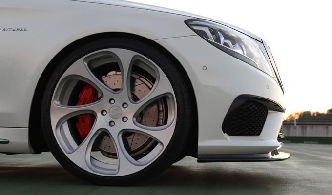 Kohlenstoff body kit for MERCEDES BENZ AMG W222 S63  latest model