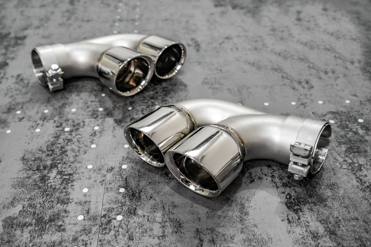 TNEER Exhaust Systems for PORSCHE 997 Turbo - 997.2 Turbo / Turbo S