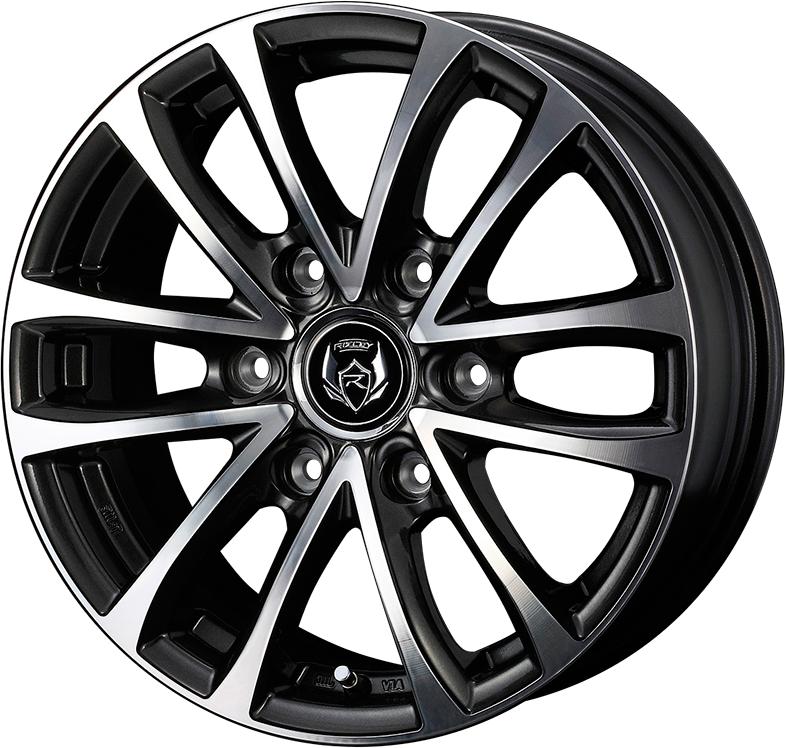WEDS RIZLEY JP-H light alloy wheels