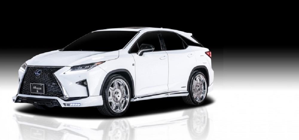 Rowen body kit for Lexus RX F-SPORT 450h/200t/300 Early Model latest model