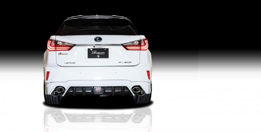 Rowen body kit for Lexus RX F-SPORT 450h/200t/300 Early Model new model