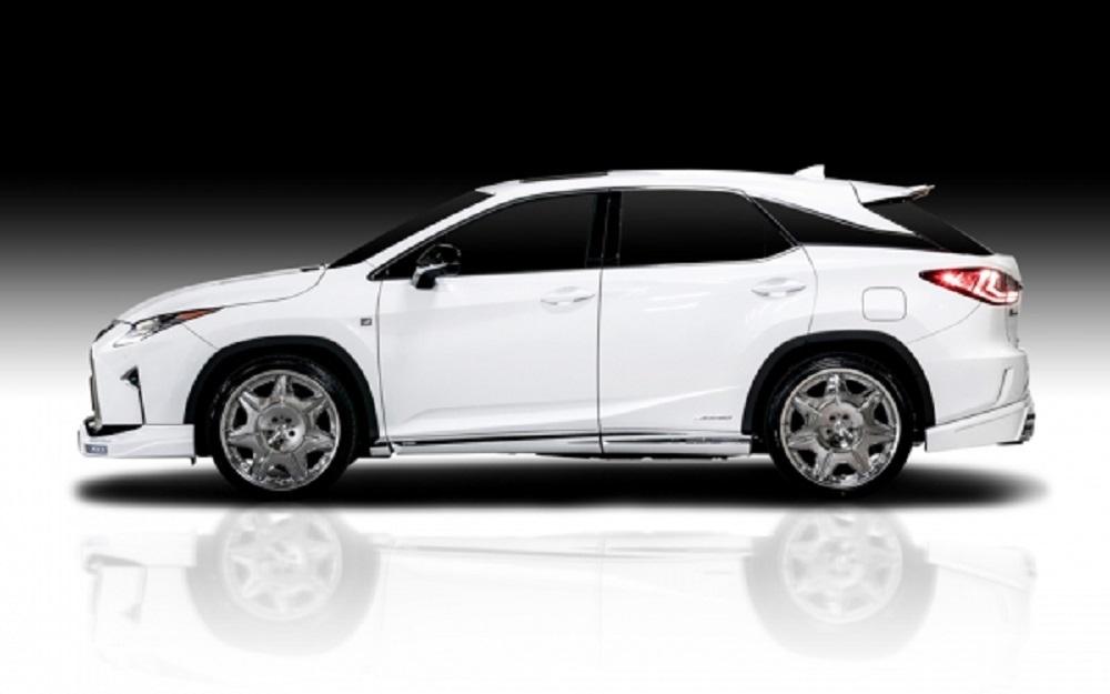 Rowen body kit for Lexus RX F-SPORT 450h/200t/300 Early Model new style