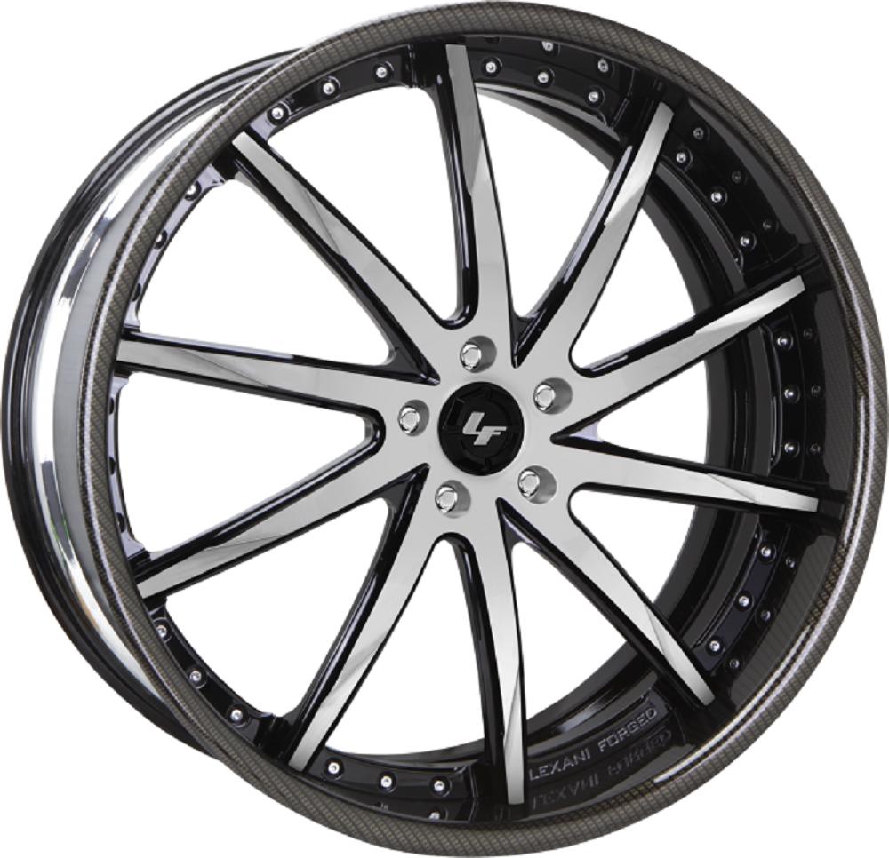 Lexani  LS-101 Forged Wheels
