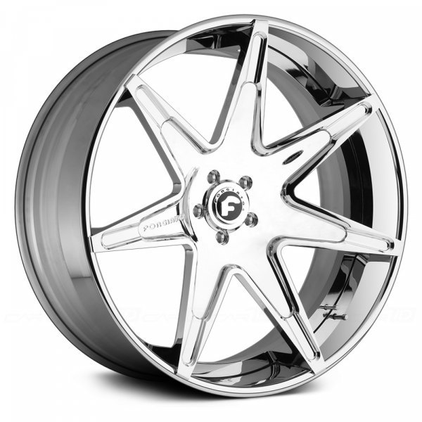 Forgiato Integliato (Original Series) forged wheels