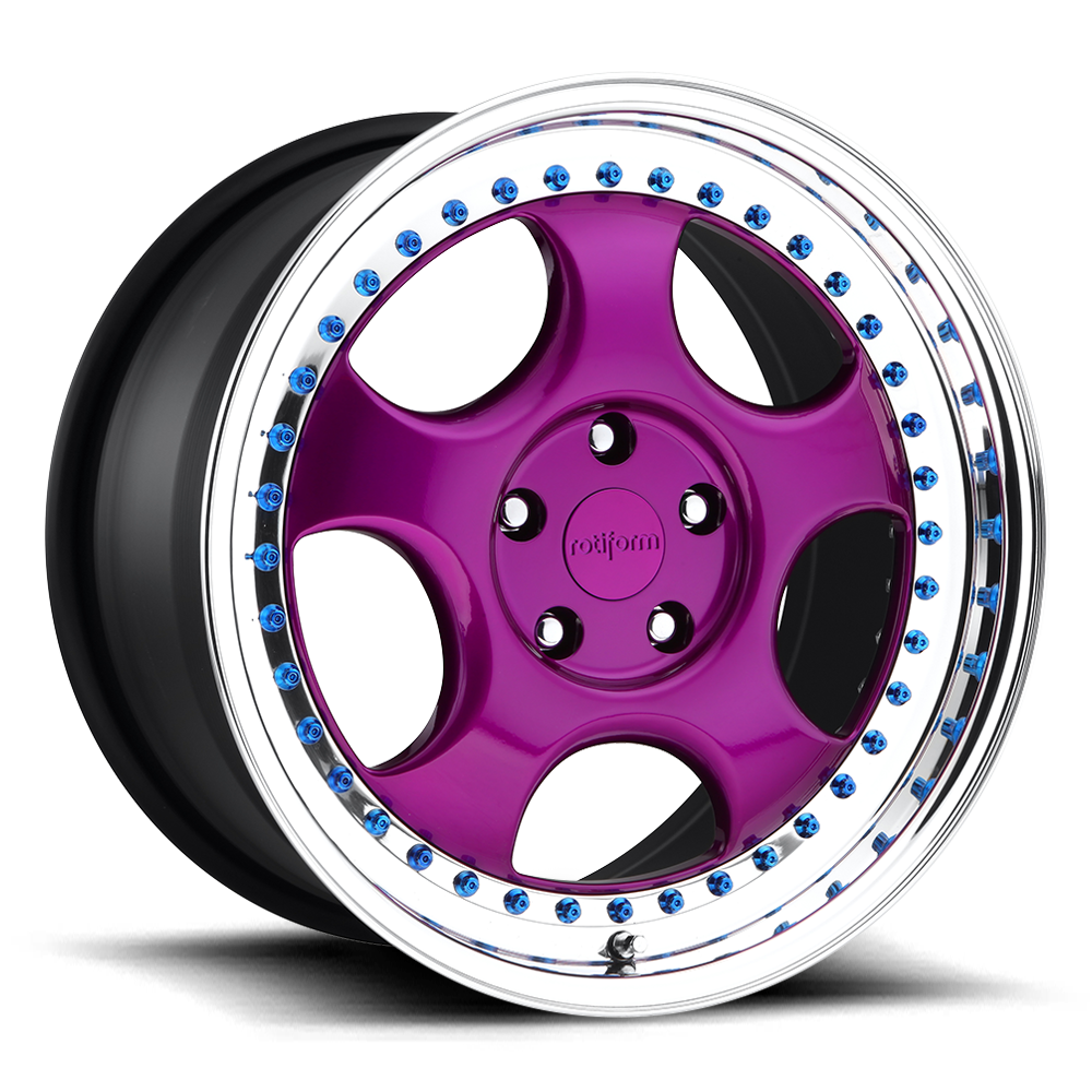 Rotiform CUP 3 piece forged wheels