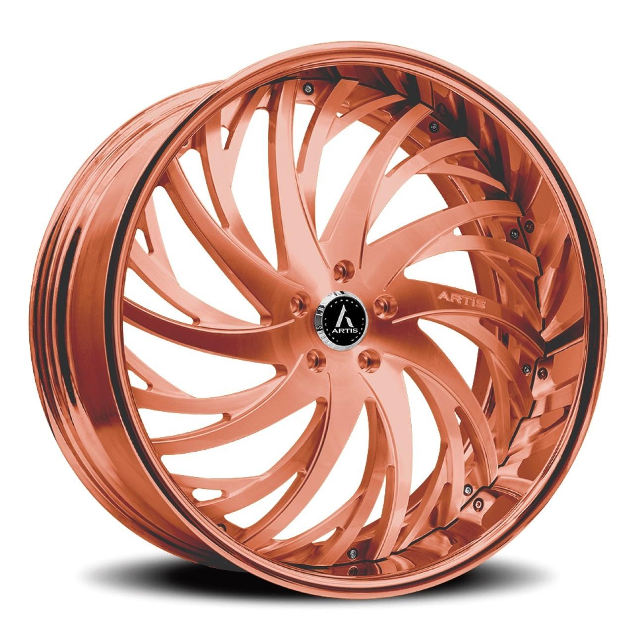 Artis Decatur forged wheels