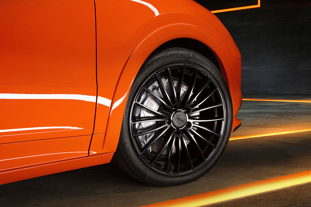 Techart body kit for Porsche Cayenne Coupe new style
