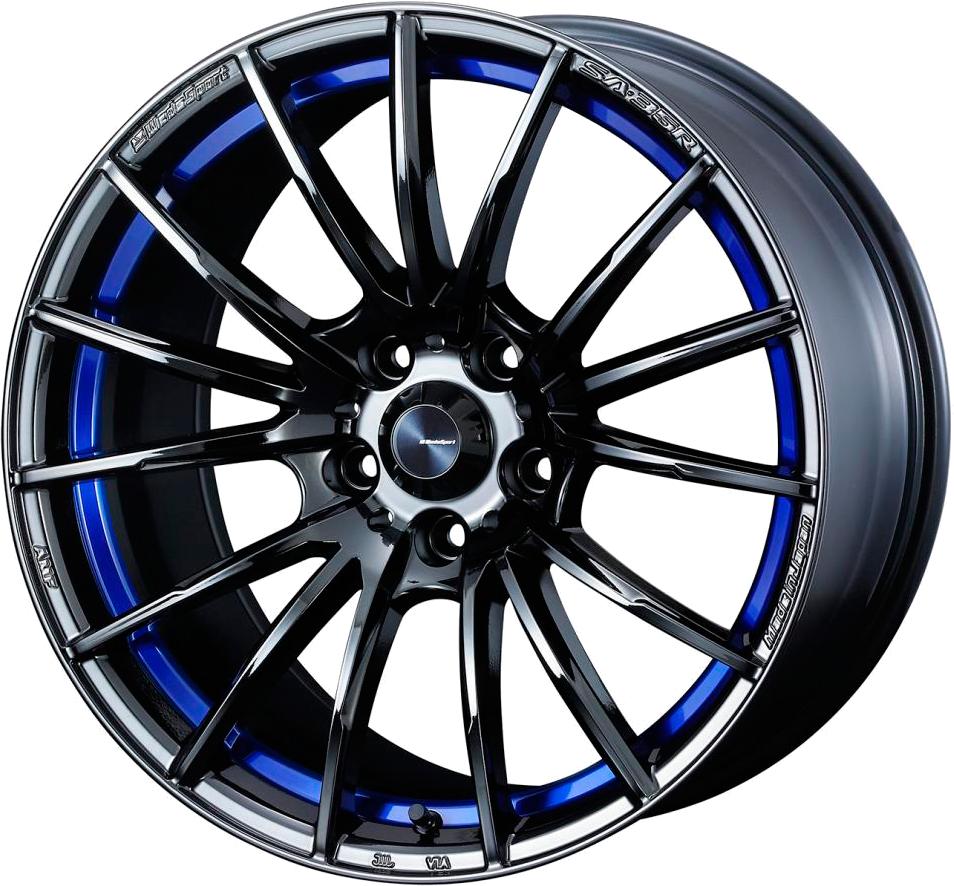 WEDS SPORT SA-35R light alloy wheels