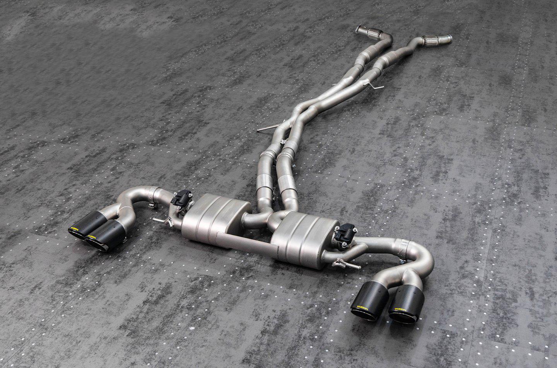 TNEER Exhaust Systems for Lamborghini URUS