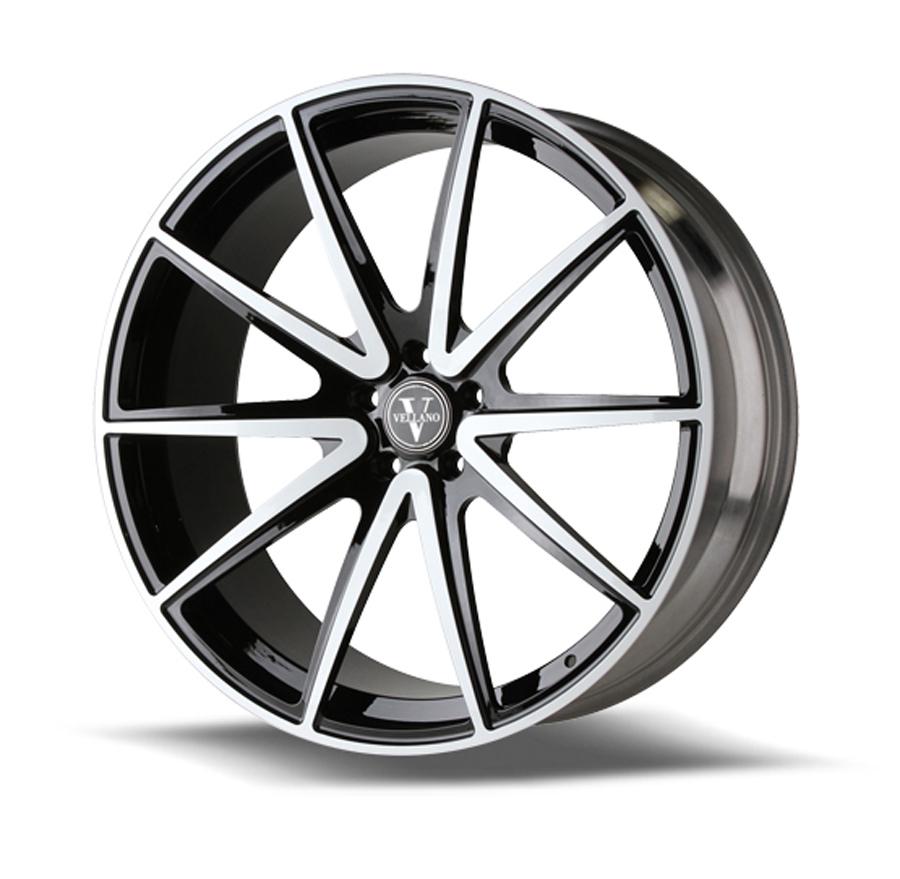 Vellano VM27 forged wheels