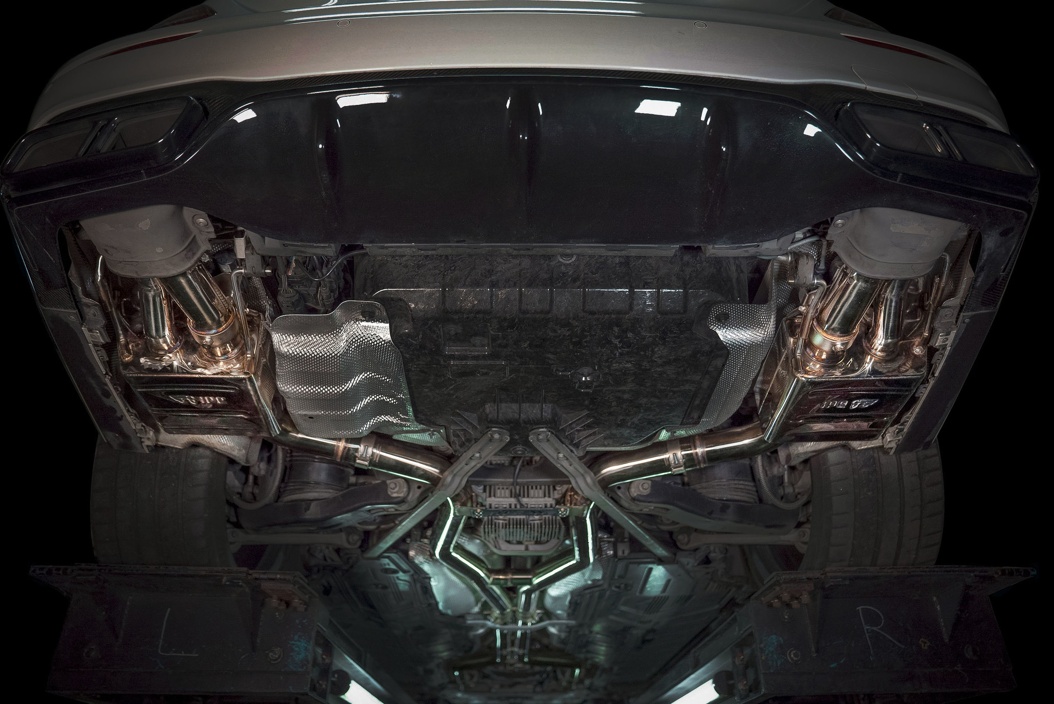 IPE exhaust system for Mercedes-Benz E63 / E63 S (W213)