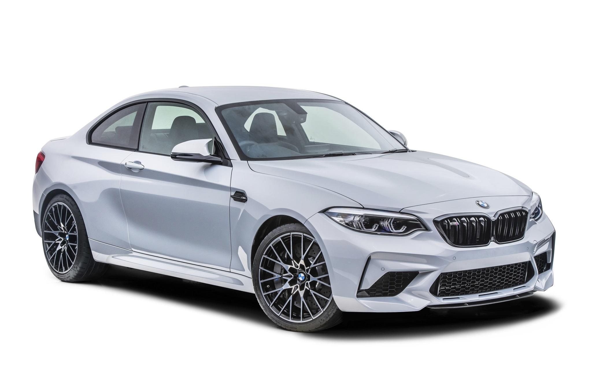 Sterckenn Carbon Fiber front splitter for BMW M2 Competition new model