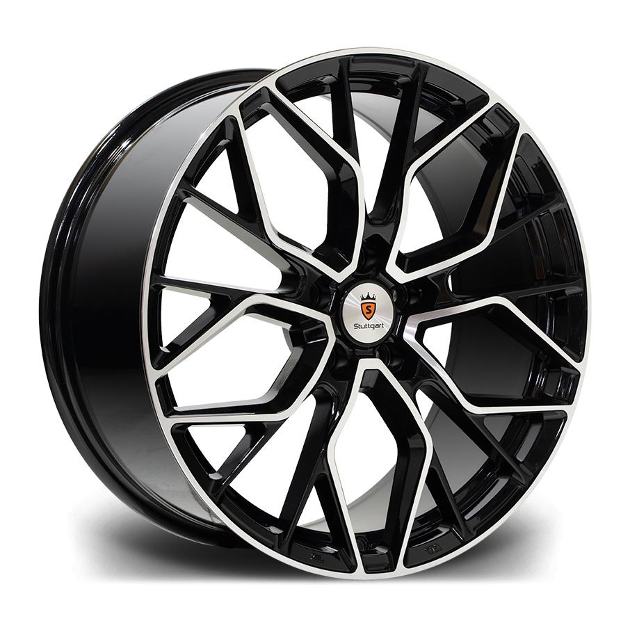 Stuttgart SF12 light alloy wheels