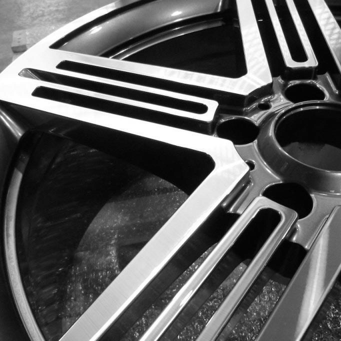 Solomon Alsberg R2 forged wheels