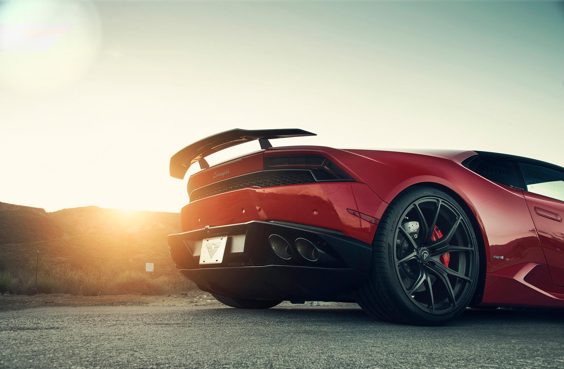 Vorsteiner Nero body kit for Lamborghini Huracan Verona new style