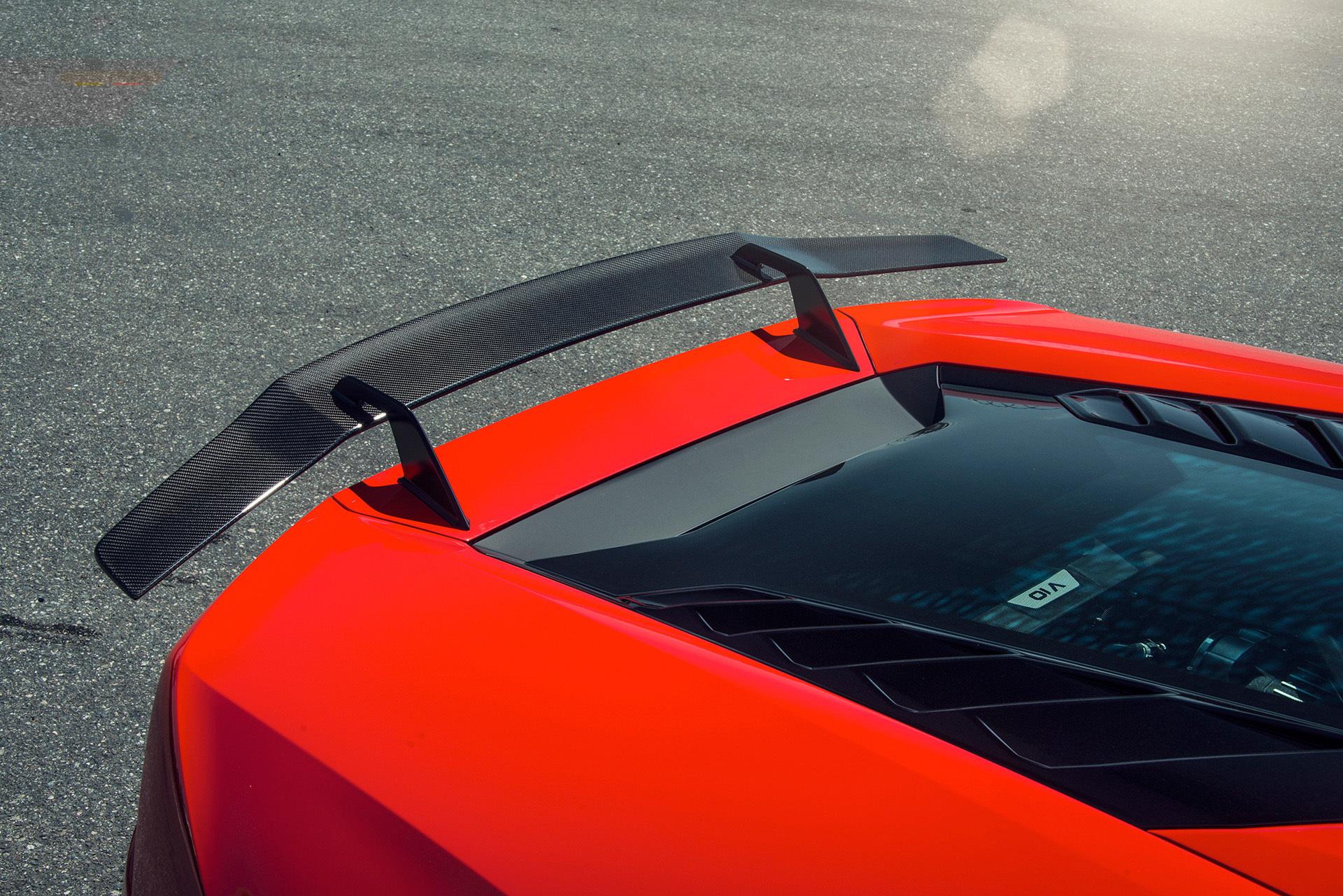 Vorsteiner Nero body kit for Lamborghini Huracan Verona latest model