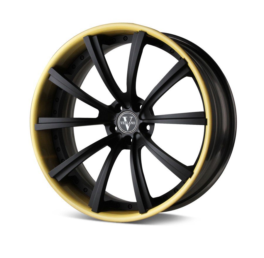 Vellano VCO forged wheels