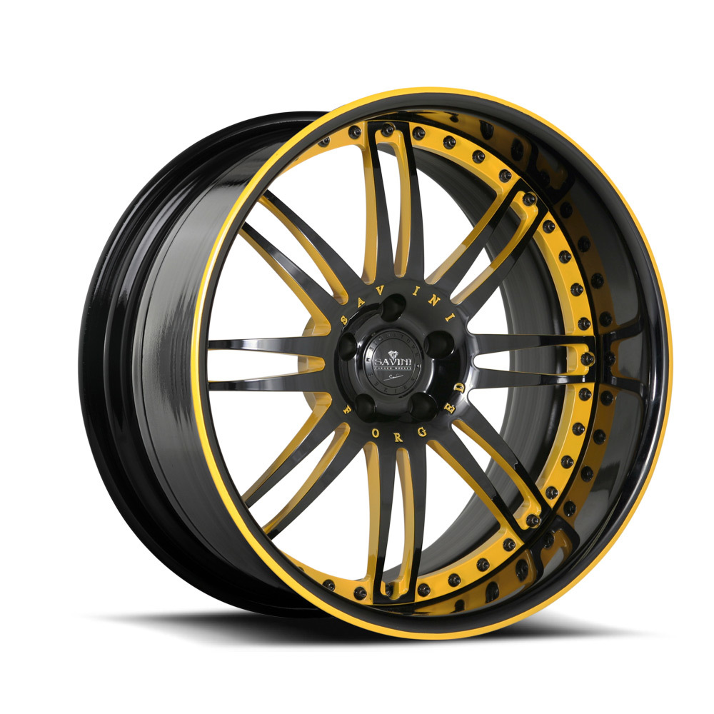 Savini SV9S Forged wheels